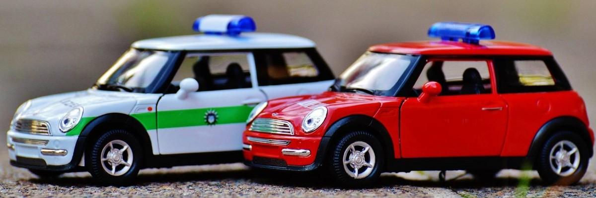 Policija, Gaisrinė