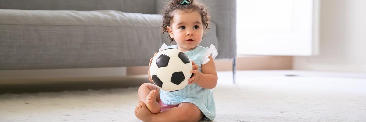 Vaikiški kamuoliai