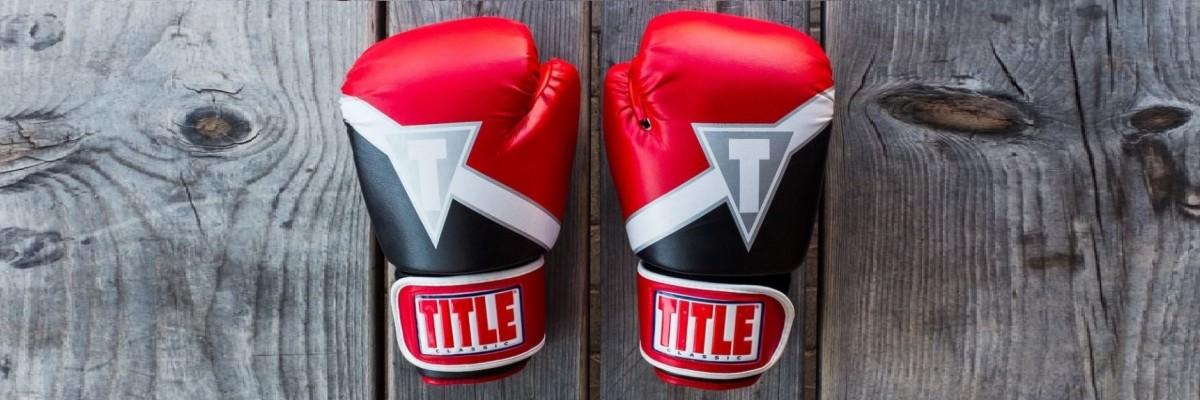 Bokso ir MMA pirštinės