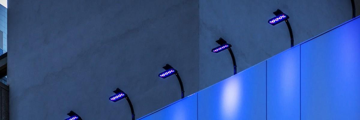 LED lauko šviestuvai
