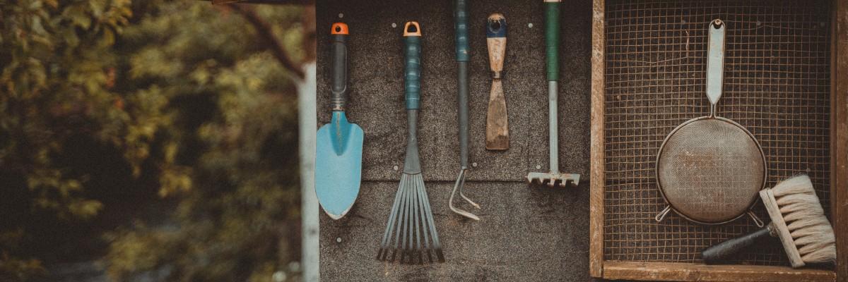 Sodo įrankiai