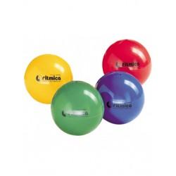 Aerobikos kamuolys Original Pezzi® Ritmica 19 cm 420 g Žalias