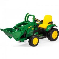 Akumuliatorinis Traktorius