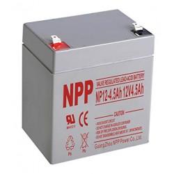 Akumuliatorius 12V 4.5AH T1 PB AGM NPP