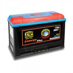 Akumuliatorius ZAP 110 AH Energy Plus