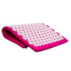 Akupresūros kilimėlis inSPORTline AKU-500 75x44cm - Pink