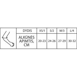 Alkūnės Įtvaras RT3-4-1R (šildantis)