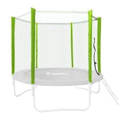 Atsarginis apsauginis tinklas batutui 305 cm (be vamzdžių) inSPORTline Froggy - Green