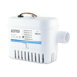 Automatinis triumo siurblys 1100 GPH 12V tūrinis