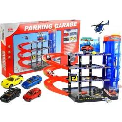 Automobilių Garažas Su Plovykla