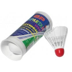 Badmintono plunksniukai Spartan Sport - White