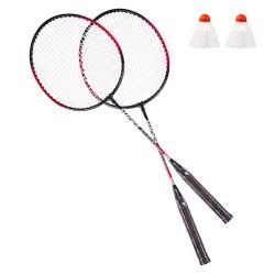 Badmintono rakečių komplektas Spartan - Gold