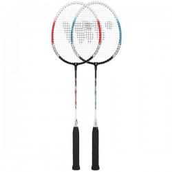 Badmintono rakečių rinkinys Wish Alumtec 308
