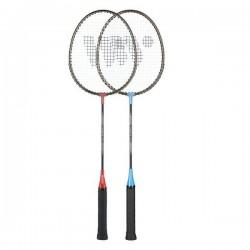 Badmintono Rakečių Rinkinys Wish Alumtec 316K