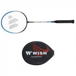 Badmintono Raketė Wish Steeltec 216 Mėlyna