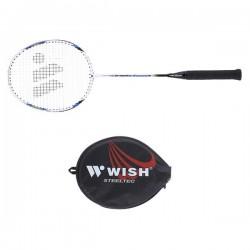 Badmintono Raketė Wish Steeltec 9 Mėlyna