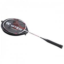 Badmintono Raketė Wish Steeltec 9 Raudona