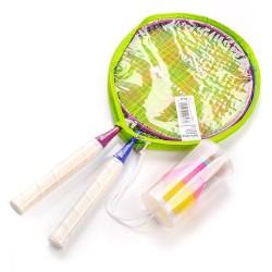 Badmintono rinkinys METEOR JUNIOR 36574