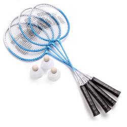 Badmintono rinkinys METEOR MOTION 4