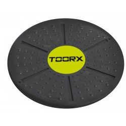 Balansinė lenta Toorx AHF022 D39,5cm black/lime gr