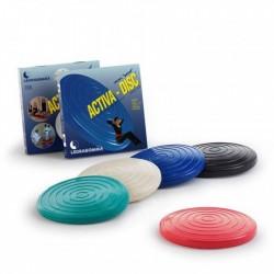 Balansinis Diskas Original Pezzi® Activa Disc Maxafe®, Juodas