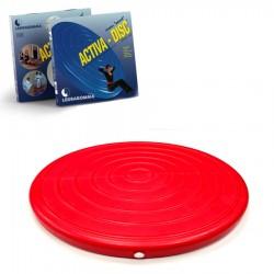 Balansinis Diskas Original Pezzi® Activa Disc Maxafe® Raudonas