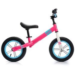 Balansinis dviratis  METEOR Rožinė/mėlyna