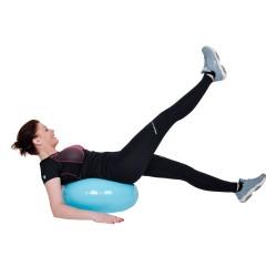 Balanso treniruoklis inSPORTline Donut Ball 50 x 25 cm -  Blue