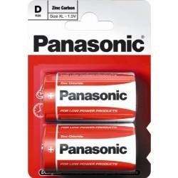 Baterija PANASONIC R20 D