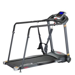Bėgimo takelis reabilitacijai inSPORTline Neblin (greitis: 0,3–6 km/h)