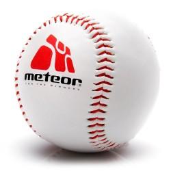 Beisbolo kamuoliukas Meteor, sintetinė oda, 130 g