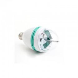 Besisukanti LED lemputė