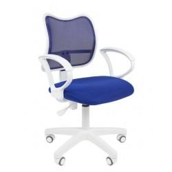 Biuro kėdė CHAIRMAN 450 LT White Blue