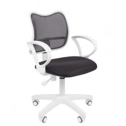 Biuro kėdė CHAIRMAN 450 LT White Grey
