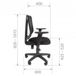 Biuro Kėdė CHAIRMAN 626 Juoda