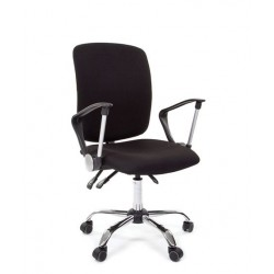 Biuro kėdė CHAIRMAN 9801 chrome Black