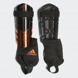 Blauzdų apsaugos adidas Ghost Reflex Black su kulkšnies apsauga