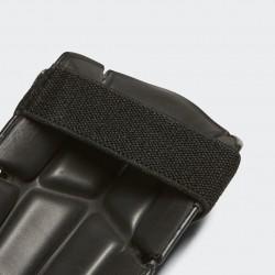 Blauzdų Apsaugos Adidas Ghost Reflex Juodos Su Kulkšnies Apsauga