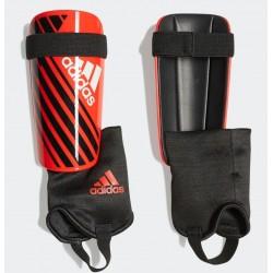 Blauzdų apsaugos ADIDAS X CLUB DN8614 black-red
