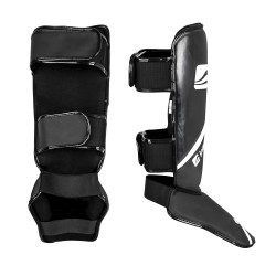 Blauzdų apsaugos inSPORTline Crimog - Black XL