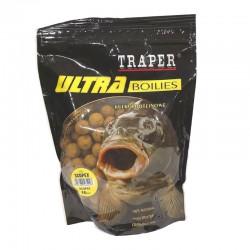 Boiliai TRAPER Ultra 500g 16mm Bloodworm