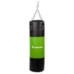 Bokso kriaušė-maišas inSPORTline 120/35 40–80kg - Black-Green