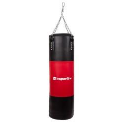 Bokso kriaušė-maišas inSPORTline 120/35 40–80kg - Black-Red