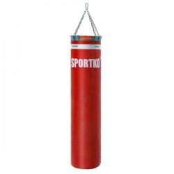 Bokso kriaušė / maišas SportKO MP05 150/35 65kg - Red