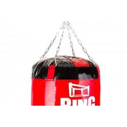 Bokso maišas Ring Sport Kolos Red/Black 180/45 45–55kg