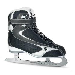 Dailiojo čiuožimo pačiūžos Fila Chrissy Black-Silver - 37