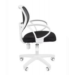 Darbo Kėdė CHAIRMAN 450 LT Balta - Juoda
