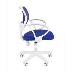 Darbo Kėdė CHAIRMAN 450 LT Balta - Mėlyna