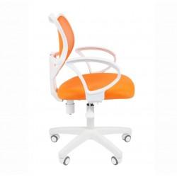 Darbo Kėdė CHAIRMAN 450 LT Balta - Oranžinė