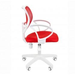Darbo Kėdė CHAIRMAN 450 LT Balta - Raudona